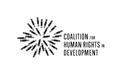 Coalition for Human Rights in Development logo