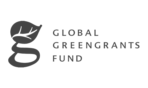 Our Funders gobal green
