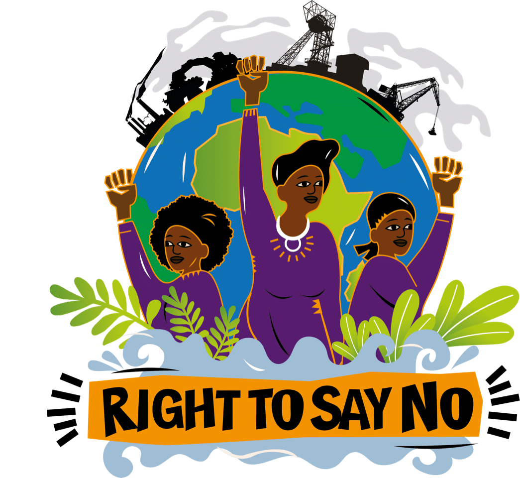 Understanding the 'Right to Say NO' Logo png