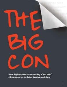 the big con report