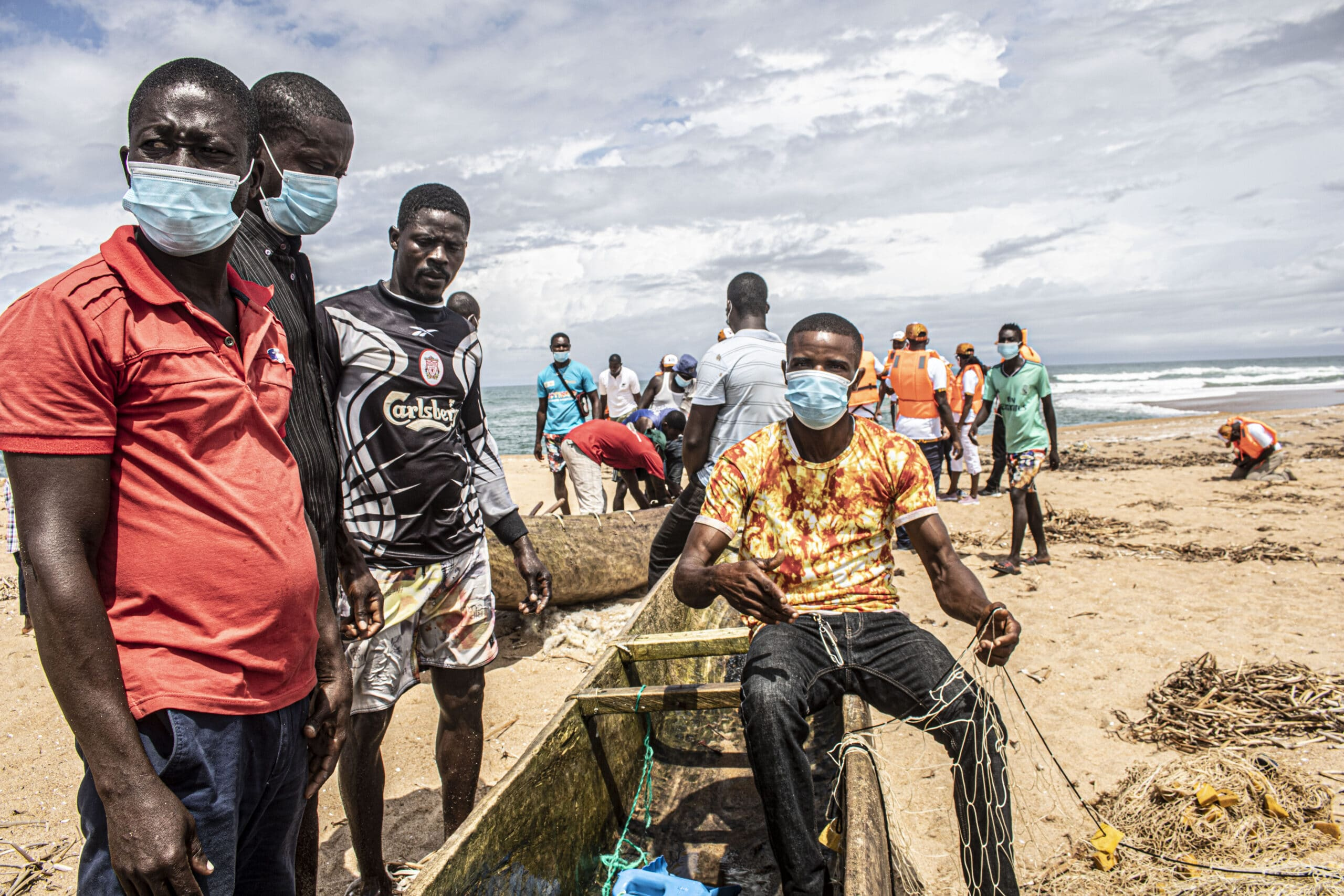 Reflect! Resist! Rise! the fishermen of grand lahou share experiences acjg scaled