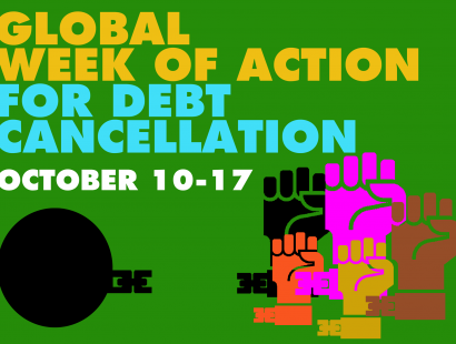 Global Week of Action for Debt Cancellation