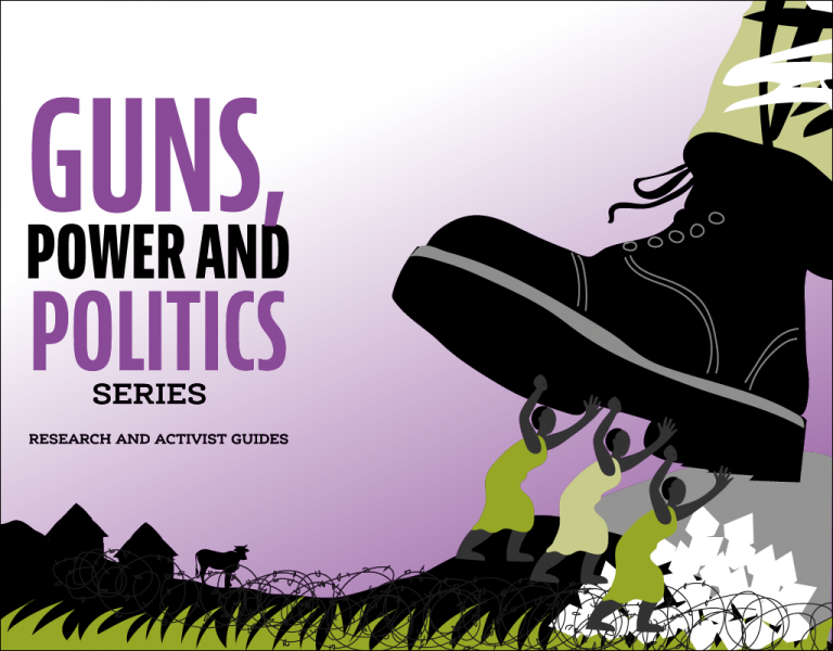 Extractivism, Militarisation and Violence against Women