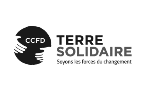 CCFD- Terre Solidaire logo